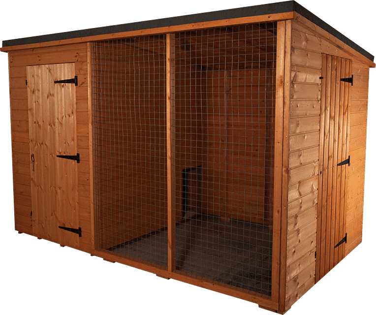 kennel shed