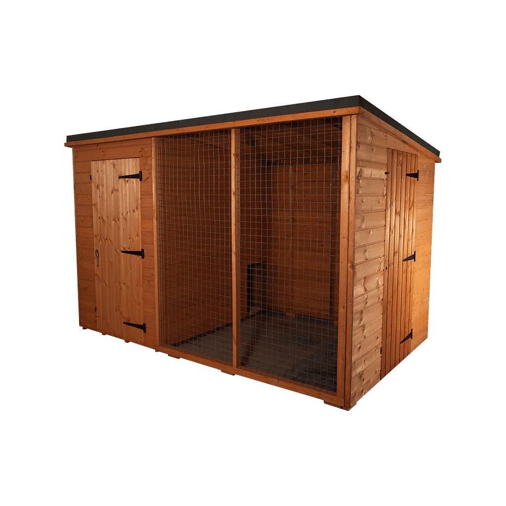 dog-kennel-shed-glasgow