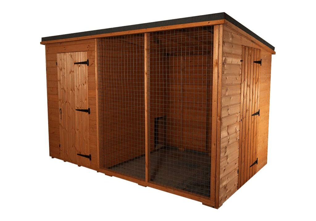 dog-kennel-shed-glasgow